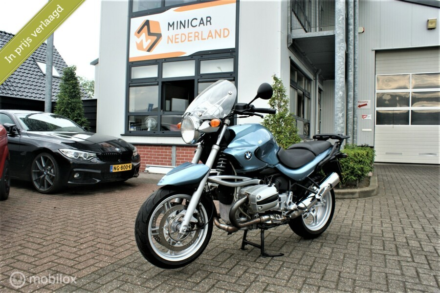BMW Tour R 1150 R Nette staat 58293KM