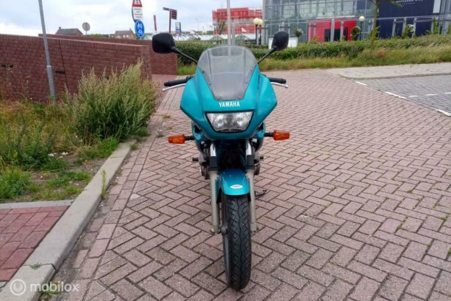 Yamaha Tour XJ 600 S Diversion