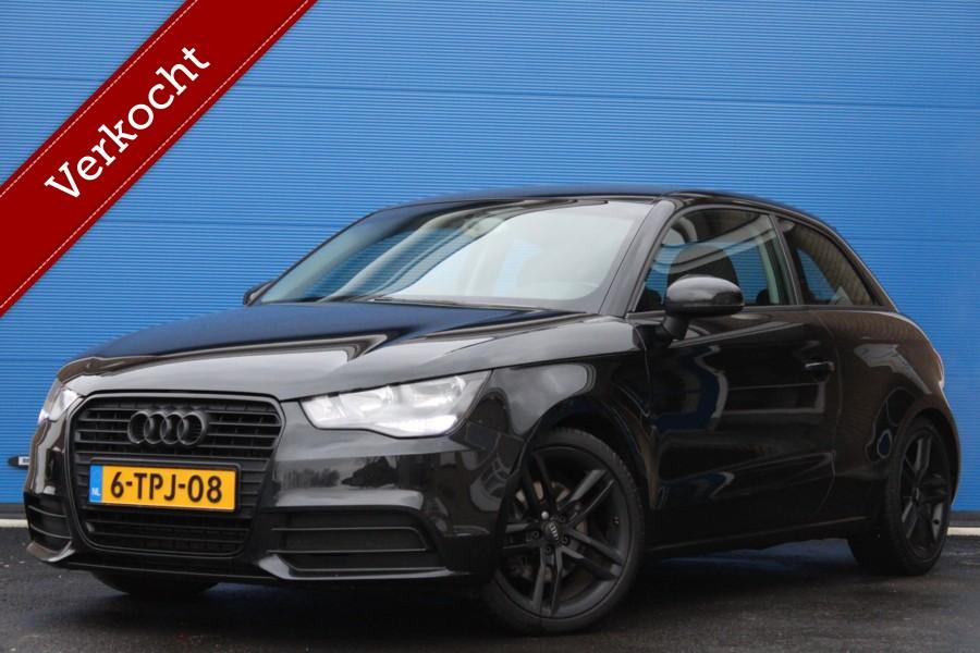 Audi A1  1.4 TFSI Attraction Pro Line  |122 pk | Bose Audio |