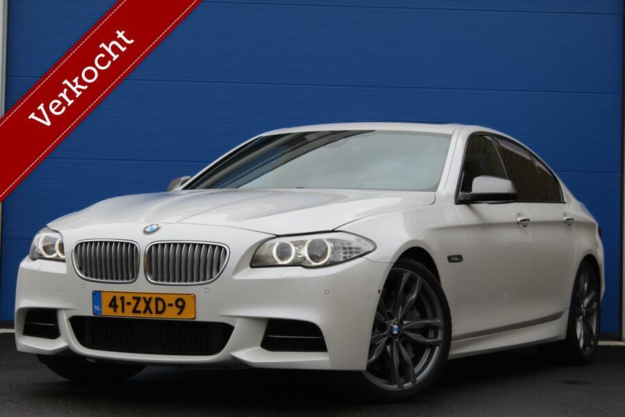 BMW 5-serie M550XD | 380 PK | Pano | Head-Up | ACC | lane-ass |