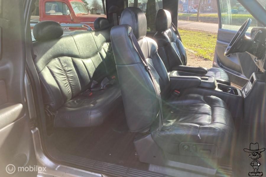 Chevrolet silverado K1500 pick-up 4x4 Z71 lpg automaat v8 g3