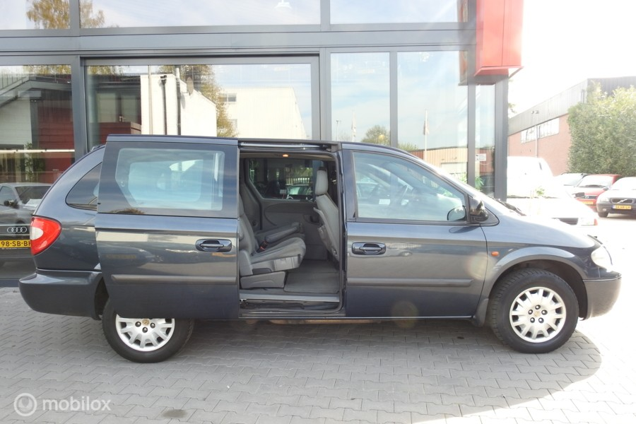 Chrysler Grand Voyager 2.8 CRD Business Edition