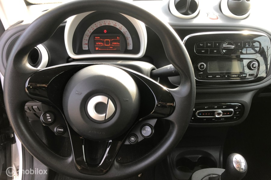 Smart fortwo 1.0 Pure and cool
