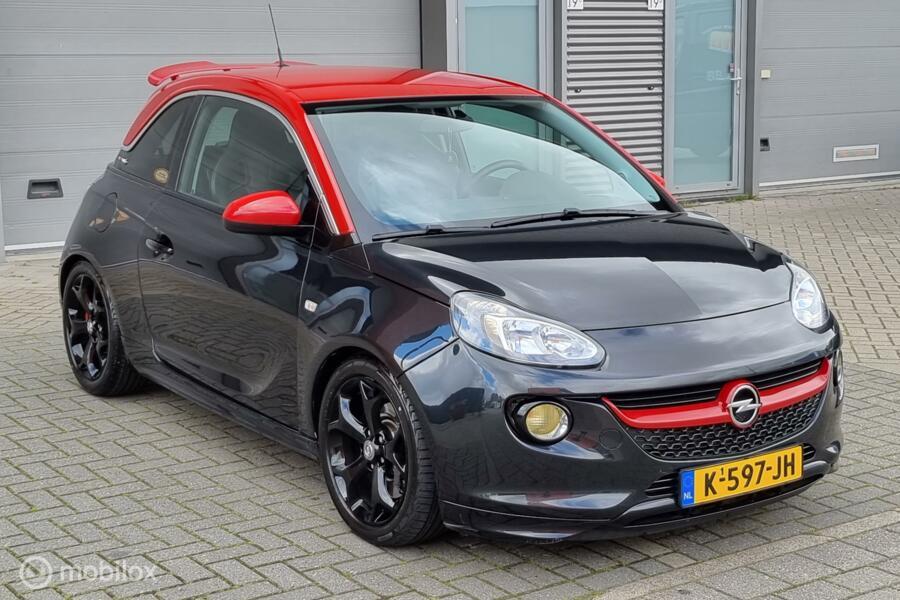 Opel ADAM 1.4 Turbo_S✅150Pk✅Recaro✅