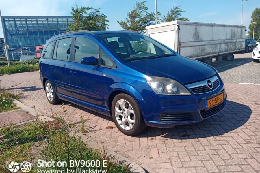 Opel Zafira - 2.2 Executive