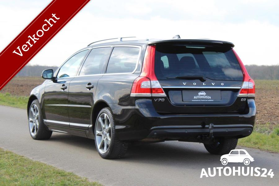 Volvo V70 2.0 D3 Inscription Edition (bj2015) #Verkocht