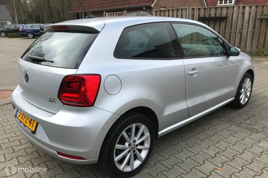 Volkswagen Polo 1.2 TSI Comfortline. Bovag-garantie !