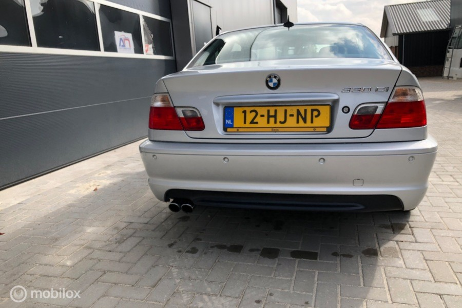 BMW 3-serie Coupé 330Ci Executive