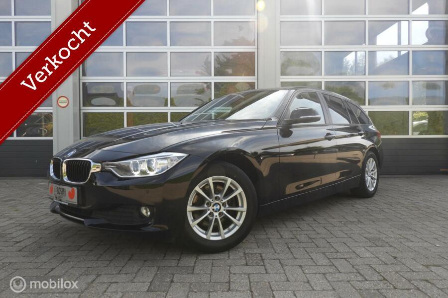 BMW 3-serie Touring 320d Executive
