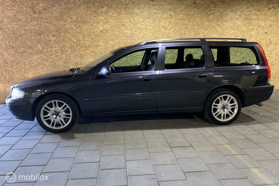 Volvo V70 T5 Aut. - Youngtimer - schuifdak - org. NL