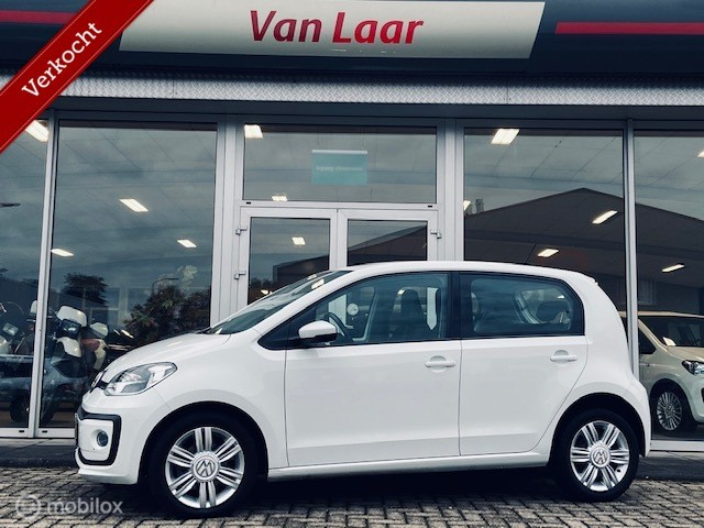 Volkswagen Up! 1.0 BMT high up! Model 2017! Airco, Bluetooth