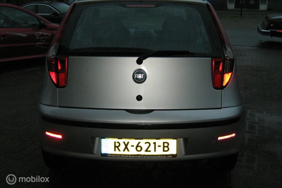 Fiat Punto 1.2 Active  Garantie, alle inruil mogelijk.