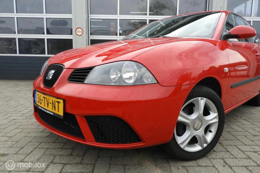 Seat Ibiza 1.4-16V Trendstyle, Airco , Cruise