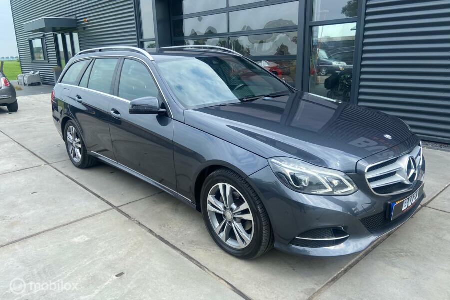 Mercedes E-klasse Estate 220 BlueTEC AUT. Elegance, AMG pakket, etc
