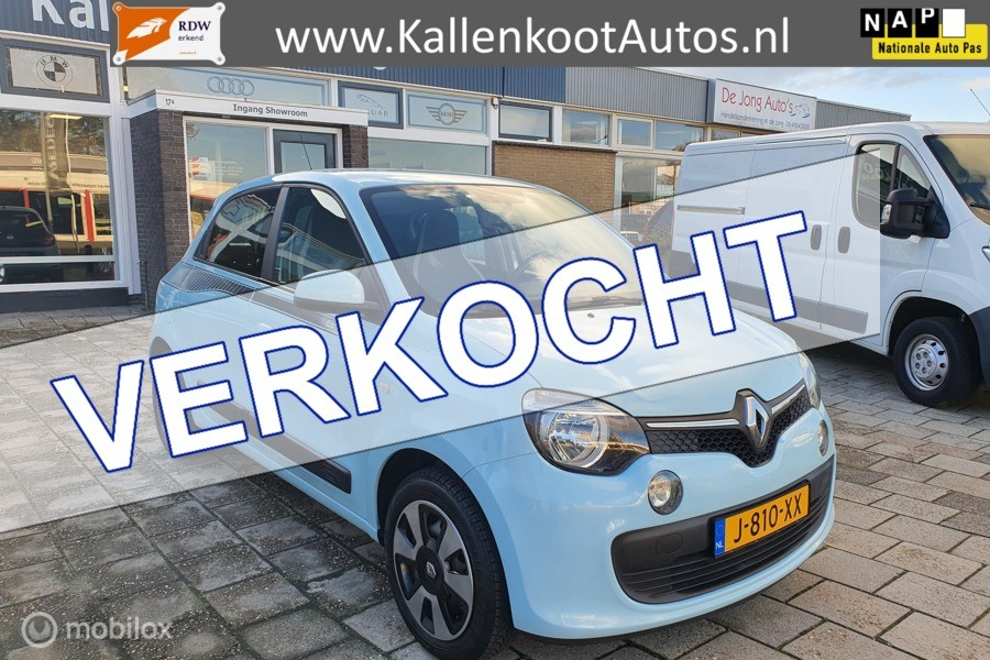 Renault Twingo 1.0 SCe Expression, Airco, LED, Bluetooth