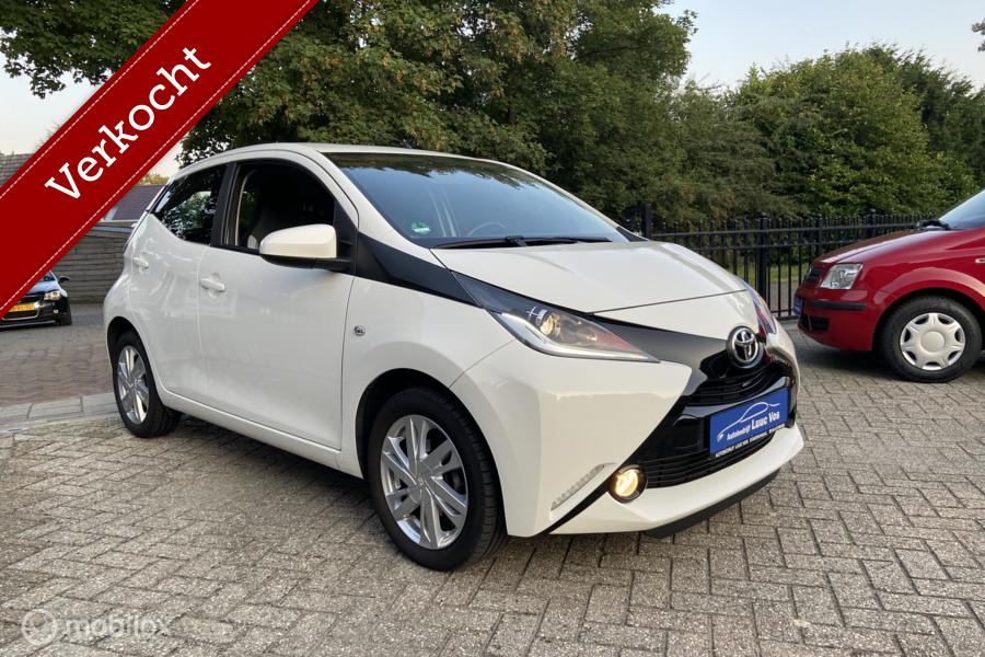 Toyota Aygo X-Play Touch , Cruise control, Airco