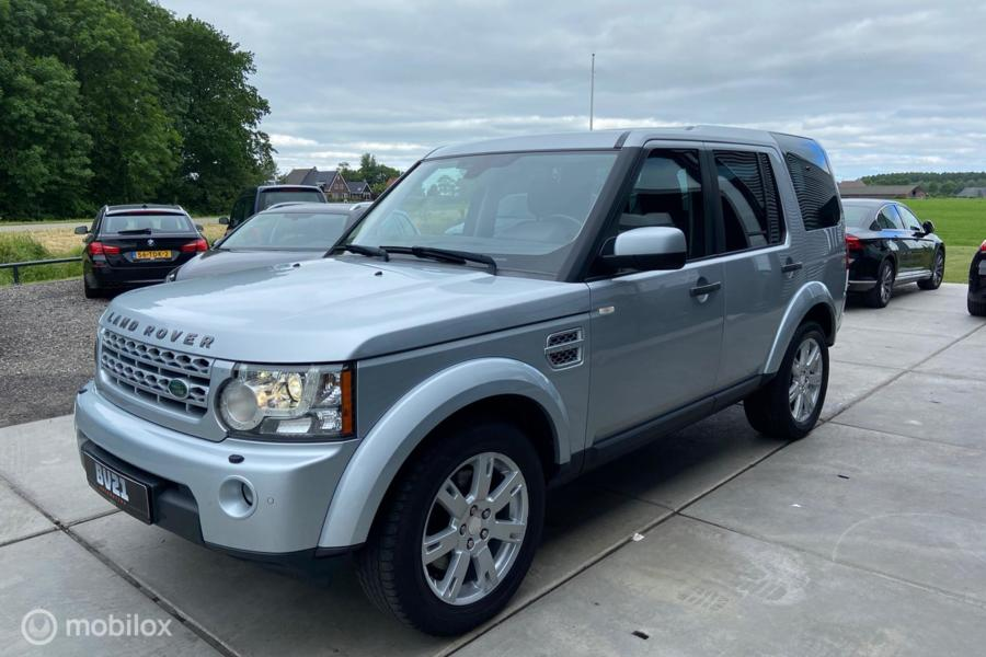 Land Rover Discovery  3.0 TDV6 SE 7 Persoons, Xenon/Led