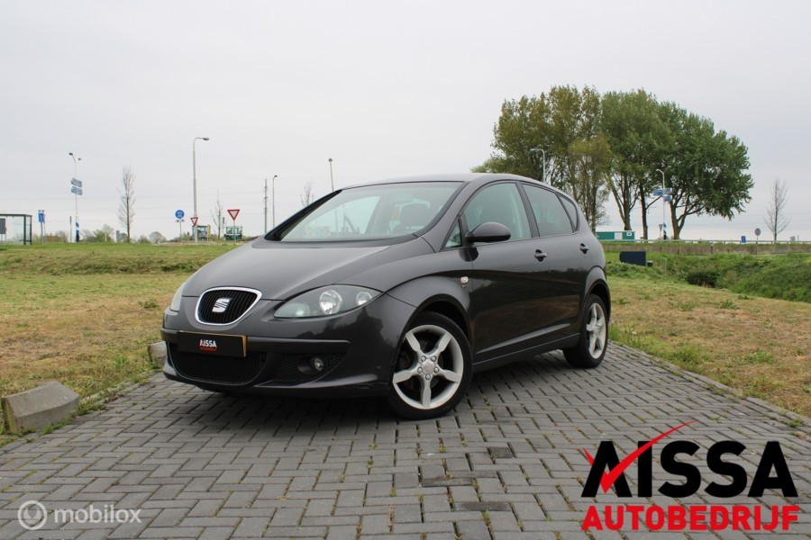 Seat Altea 2.0 FSI Stylance Airco/Cruise  APK tot 19-11-2020