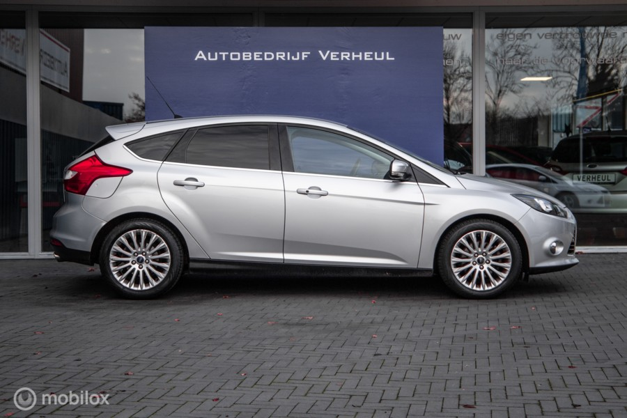 Ford Focus 1.6 EcoBoost 150Pk 5Drs Navi Cruise Clima