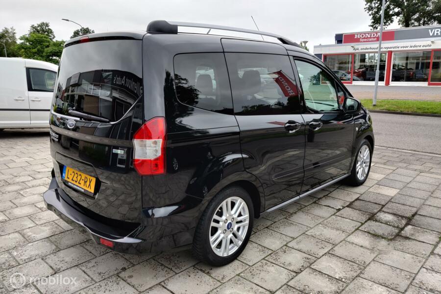 Ford Tourneo Courier 1.0 Eco Boost, Titanium, Clima