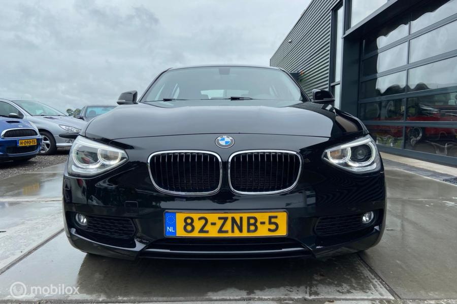 BMW 1-serie 116d Upgrade Edition