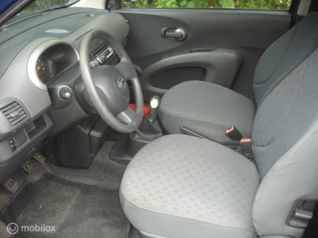 Nissan Micra 1.0 Pure