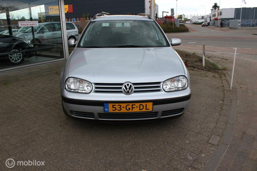 Volkswagen Golf Variant 1.6-16V  airco nap nw apk