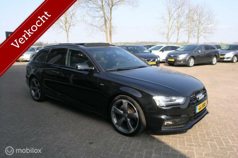Audi A4 Avant 3.0 TDI quattro S-Line Panodak/Xenon/Navi/19Inch