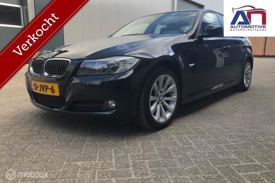BMW 3-serie 318i Business Line leder full navi, 2 eig. Nap