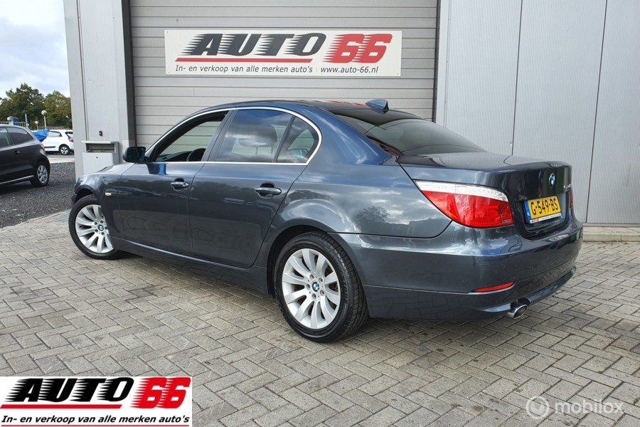 BMW 5-serie 520d Corporate Lease