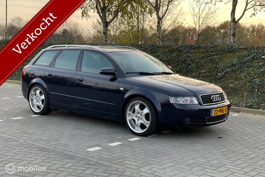 Audi A4 Avant 2.0 FSI 110 KW / 150 PK Sport