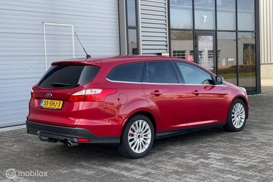 Ford Focus Wagon 1.6 EcoBoost Titanium AIRCO/Cruise/Navi