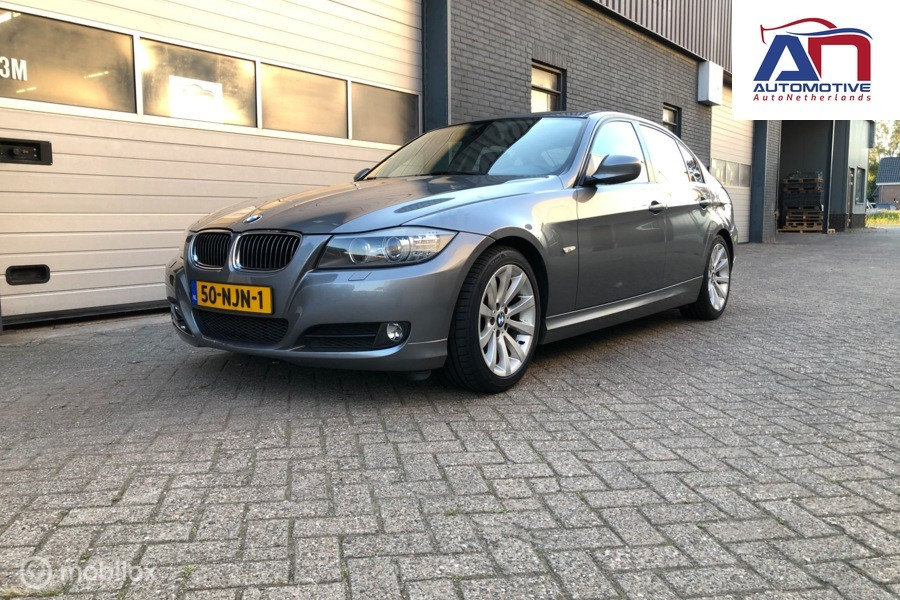 BMW 3-serie 320d Efficient Dynamics Edition M int