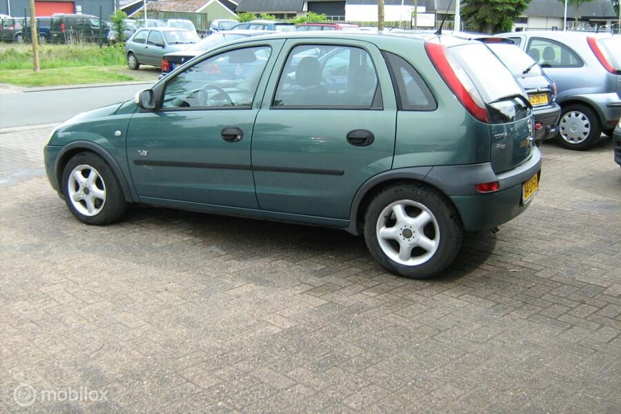 Opel Corsa 1.2-16V Garantie,alle inruil mogelijk