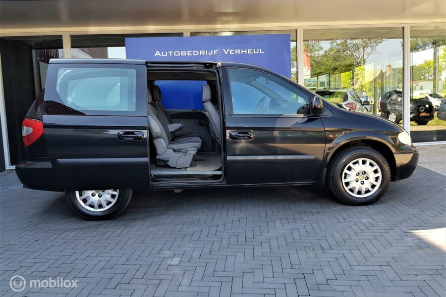 Chrysler Voyager 2.4i SE Luxe 7 Zit Airco Cruise Trekhaak