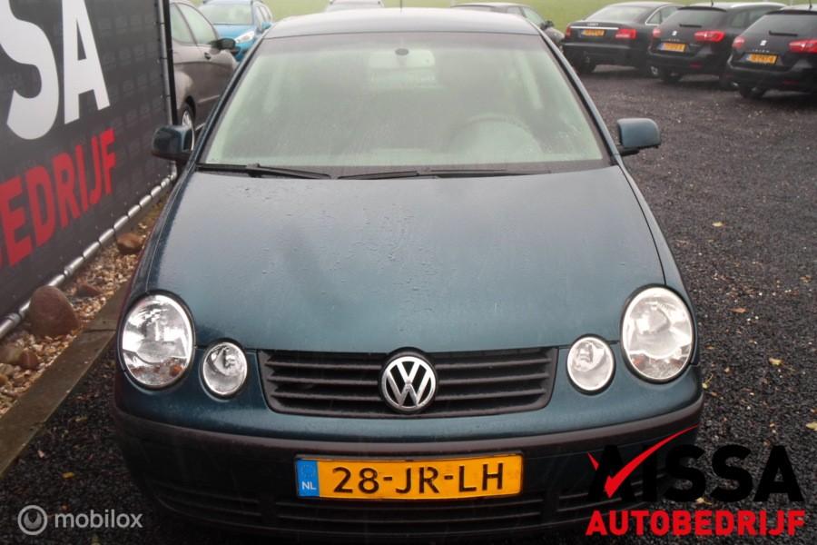Volkswagen Polo 1.4-16V Sportline APK 04-2020