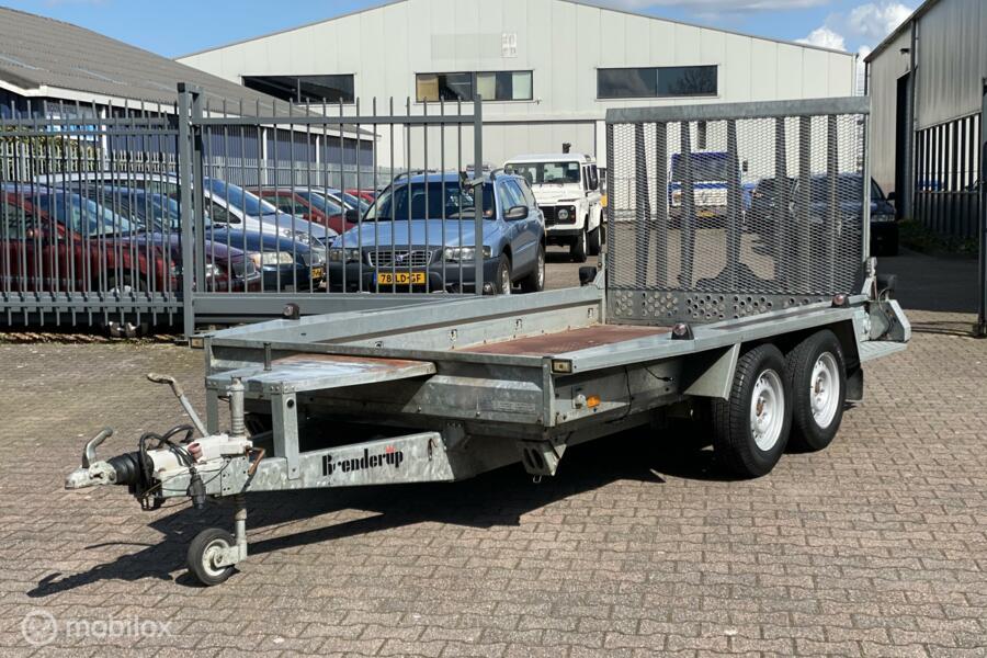 Brenderup Thule MT365 Machinetransporter