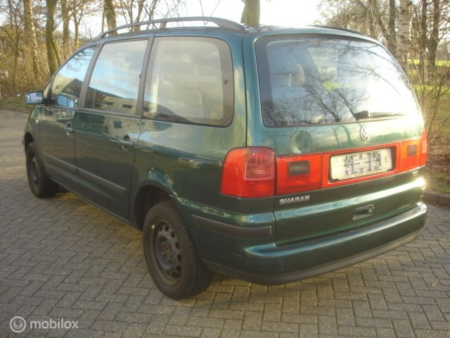 Volkswagen Sharan 1.9 TDI 85 KW 7 Pers. cruise - airco/clima
