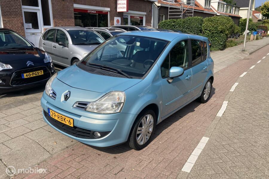 Renault Modus 1.2 TCE Dynamique