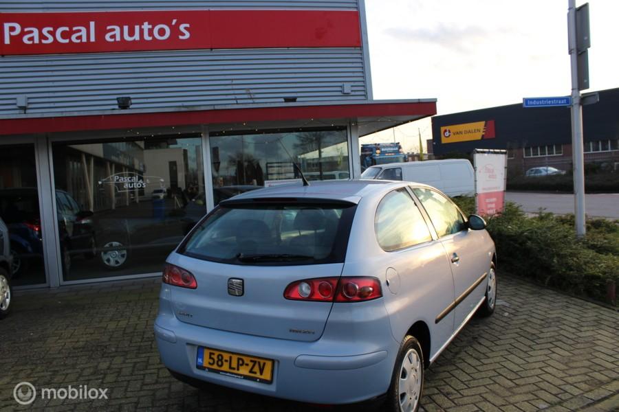 Seat Ibiza 1.4-16V Sport airco nap nw apk