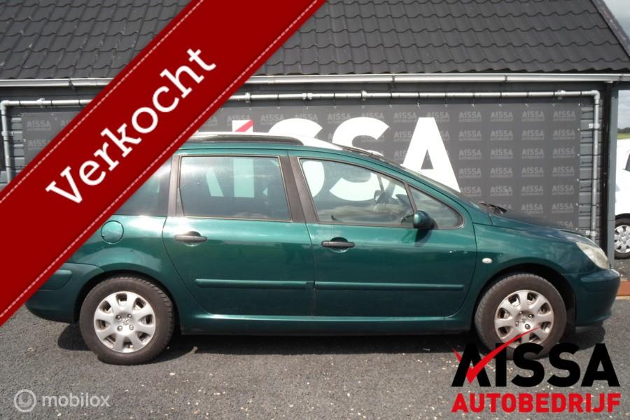 Peugeot 307 SW 2.0 16V APK TOT 09-2020