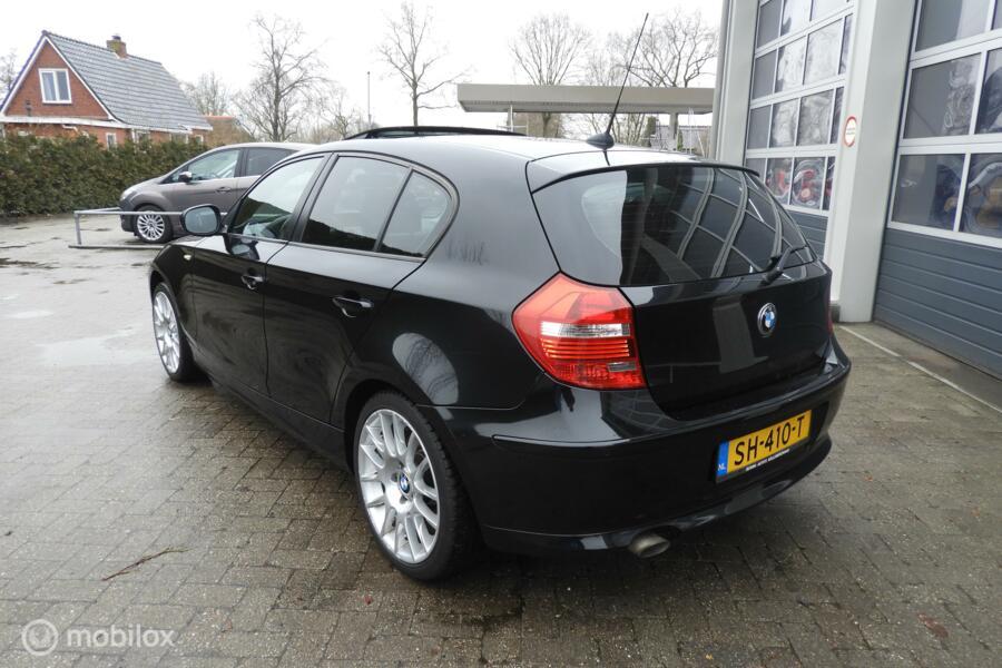 BMW 1-serie 120d Business Line Sport 177 PK!