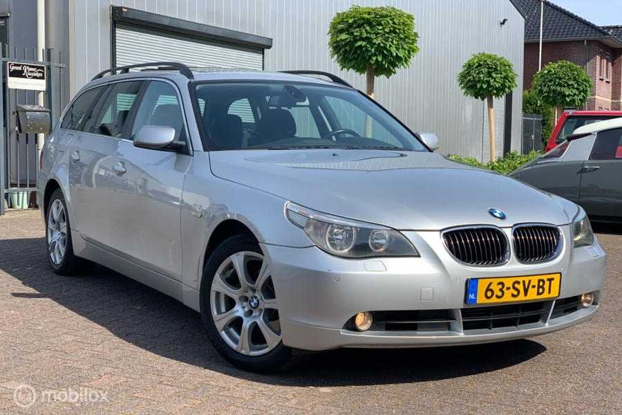 BMW 5-serie Touring 525d Business Line