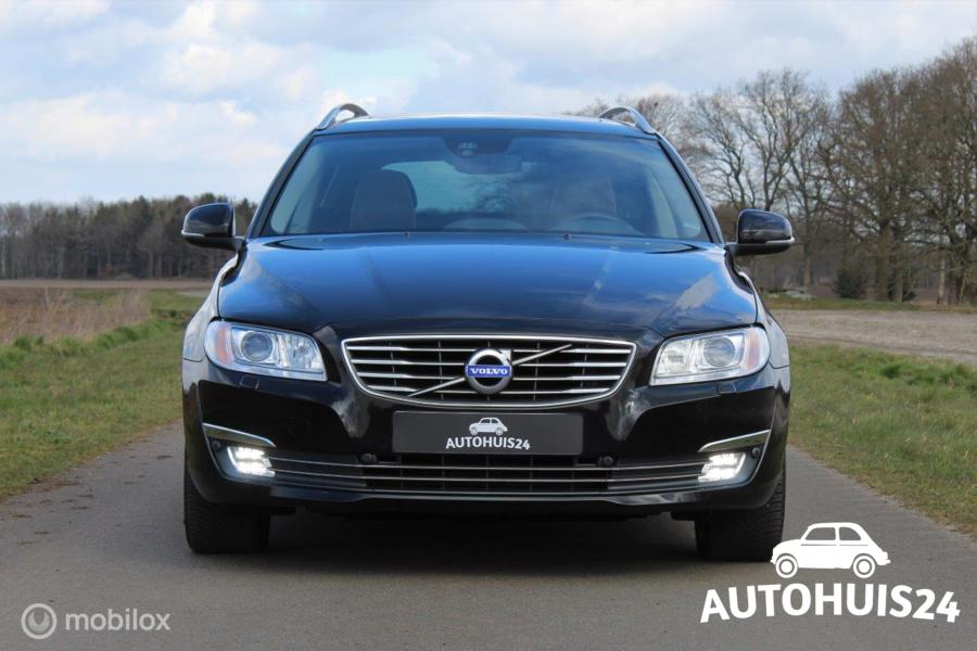 Volvo V70 2.0 D3 Inscription Edition (bj2015) FullOption! Dealer Onderhouden!