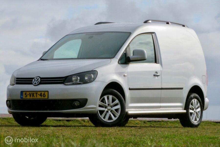 Volkswagen Caddy 1.6 TDI   AUTOMAAT   MARGE   LUXE