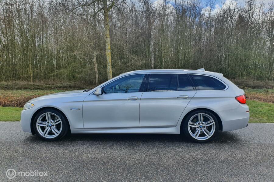 BMW 5-serie Touring 530d High Executive M-pakket PANO