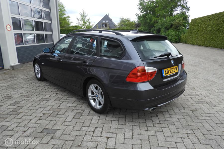 BMW 3-serie Touring 320d High Executive vol leder