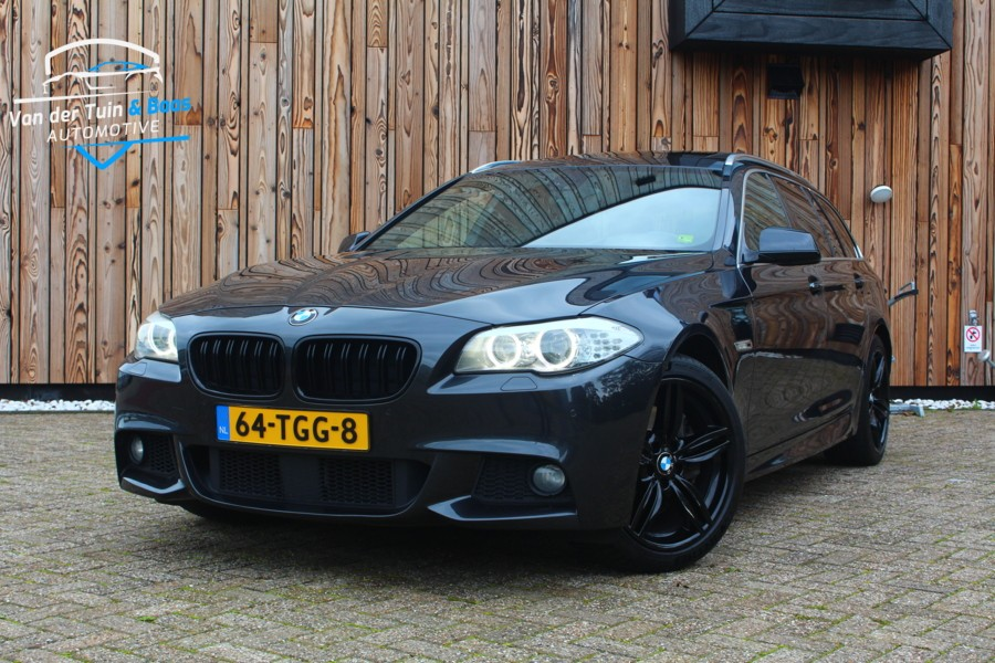 BMW 5-serie Touring 535d High Executive M-Sport HDP Pano