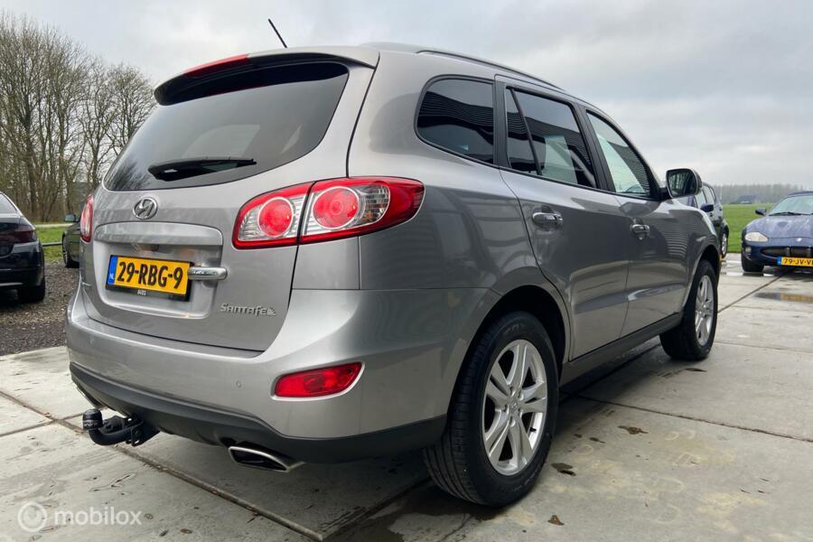 Hyundai Santa Fe 2.4i CVVT Style 7 pers.