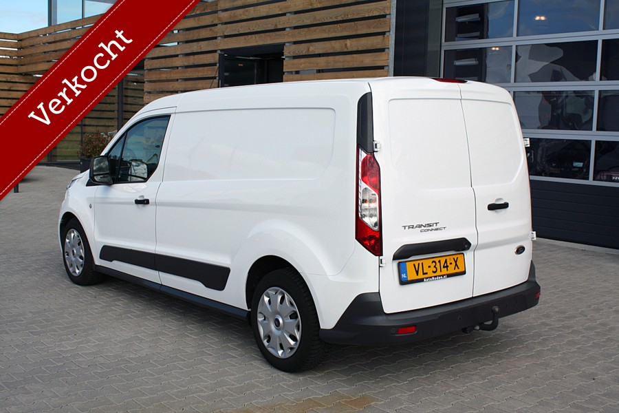 Ford Transit Connect 1.6 TDCI L2 Trend Navi/Camera/Trekhaak